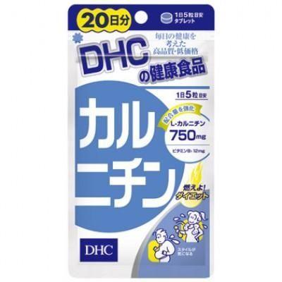 DHC L-карнитин на 20 дней