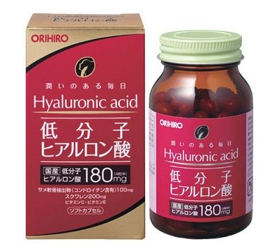 ORIHIRO Гиалуроновая кислота на 30 дней