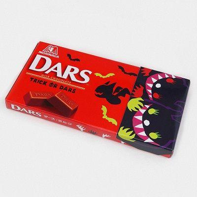 """Morinaga DARS молочный шоколад """"Halloween"""""""